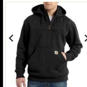 New! Carhartt rain defender hoodie